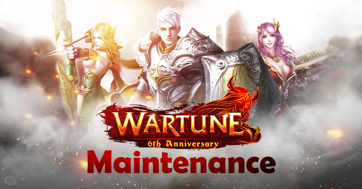 Wartune - a strategic RPG browser game