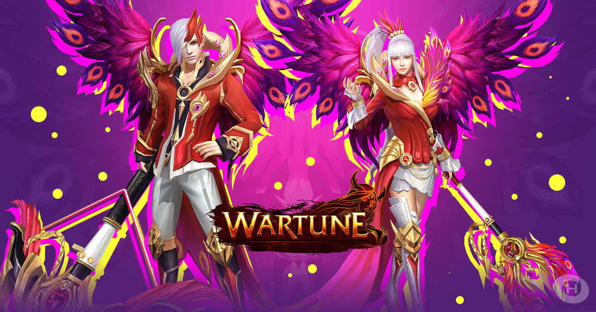 Wartune - Patch 9.0 is coming