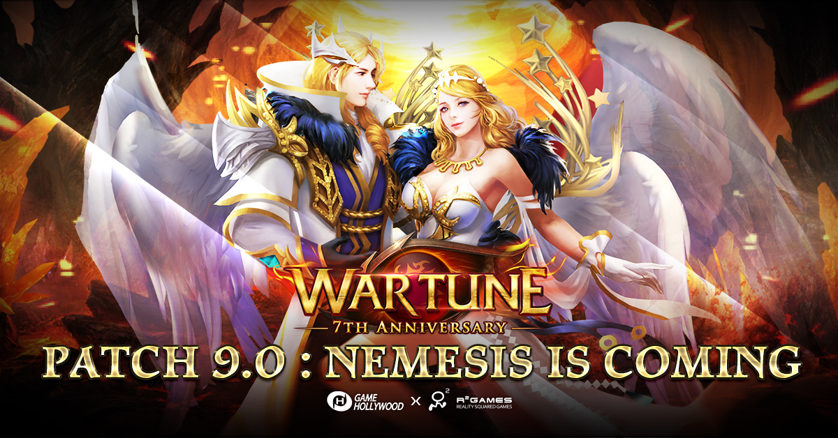 Wartune - Patch 9.0 Nemesis is coming
